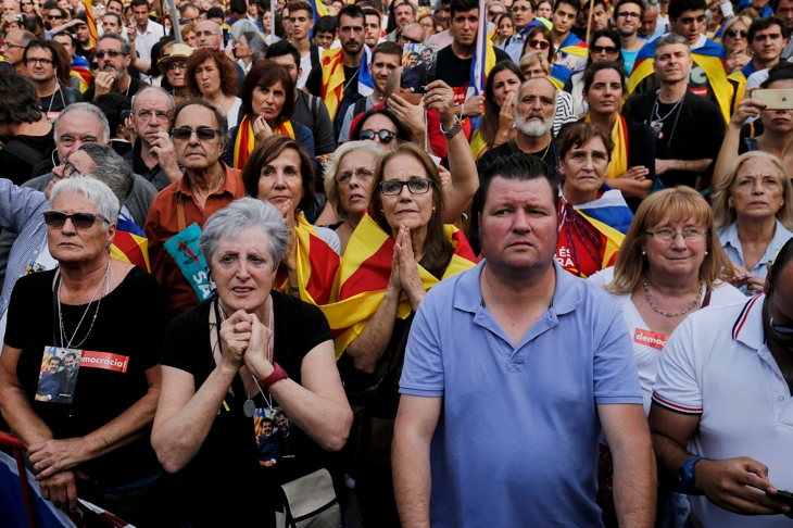The damage is done in Catalonia. Now it's time to restore the rule of law