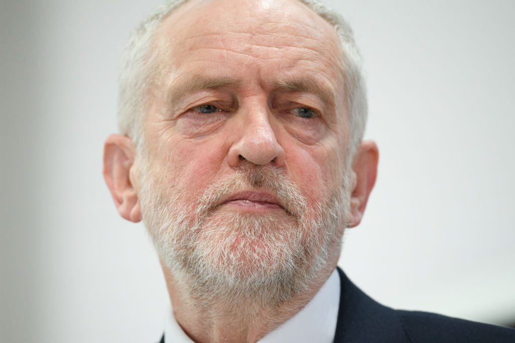 What Jeremy Corbyn wants to talk about at Labour conference