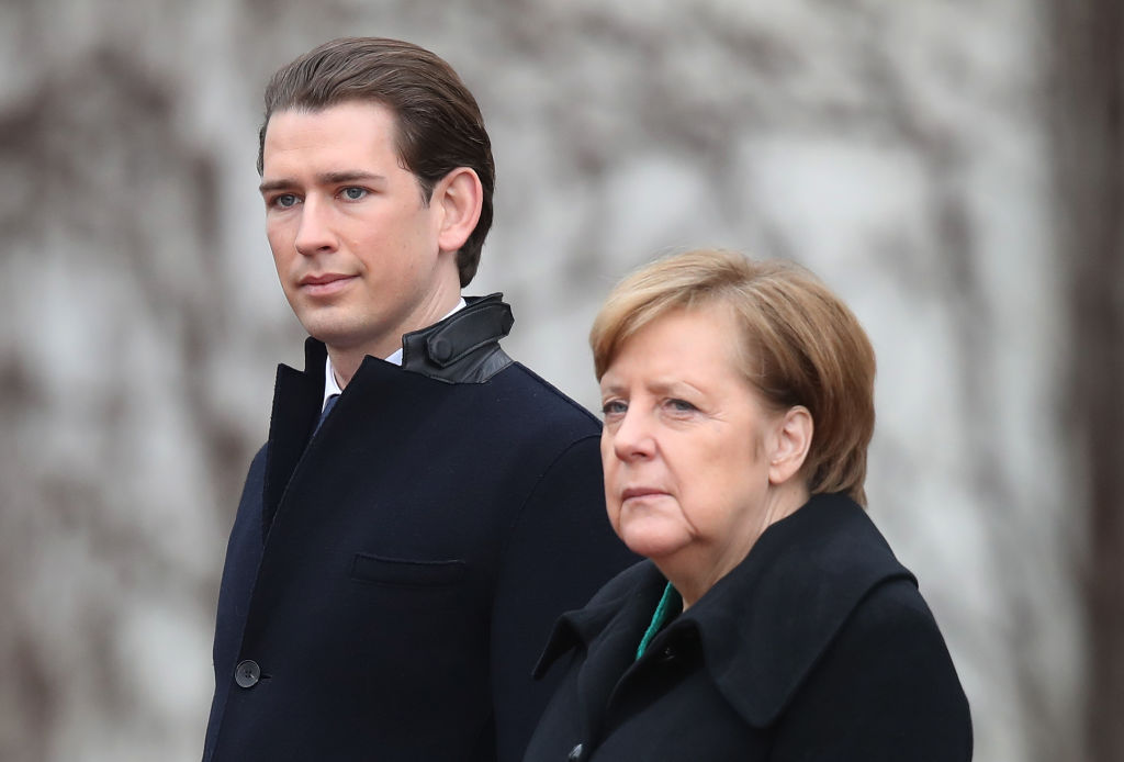 Why Sebastian Kurz is Europe's most important politician