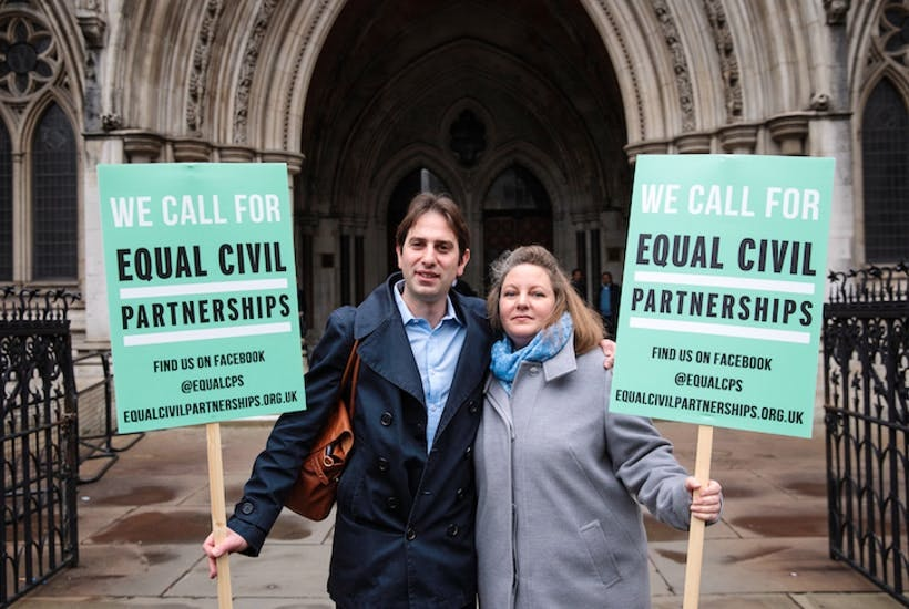 Civil partnerships uk heterosexual