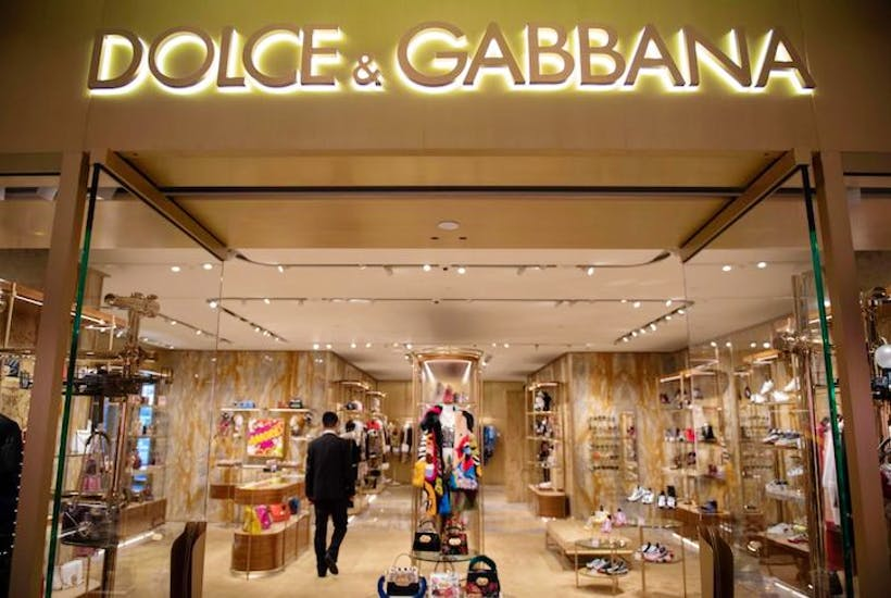 0ef1ff8959b5 Can Dolce & Gabbana bounce back from its China disaster? | Coffee House