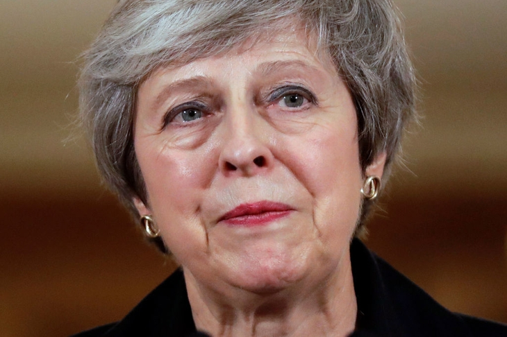 The top 40 horrors lurking in the small print of Theresa May's Brexit deal