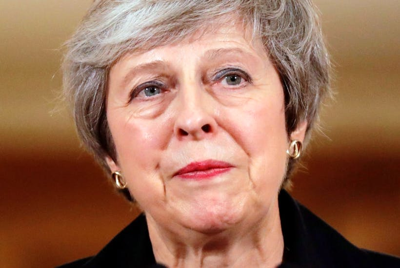 The top 40 horrors lurking in the small print of Theresa May's Brexit deal | Coffee House
