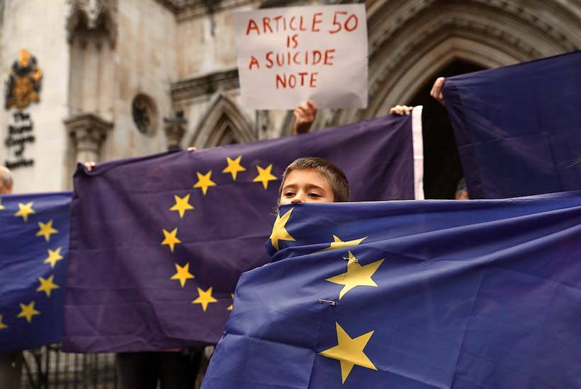 The Article 50 ruling is good news for Remainers – and hard Brexiteers | Coffee House
