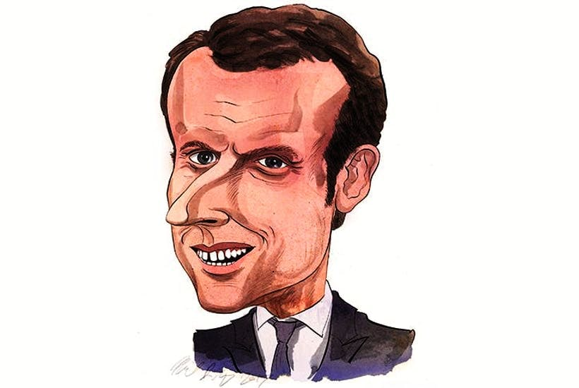 where did it all go wrong for emmanuel macron coffee house