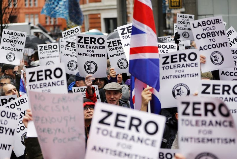 The false distinction between anti-Semitism and anti-Zionism | Coffee House