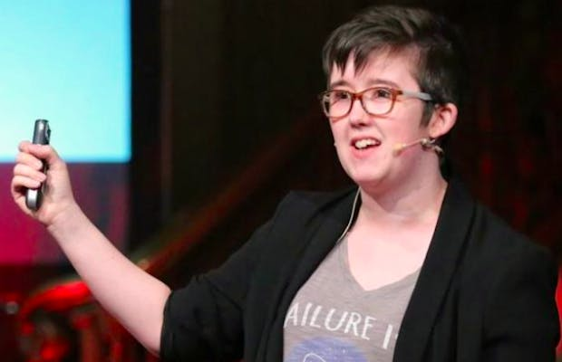 Lyra McKee's murder is nothing to do with Brexit | Coffee House