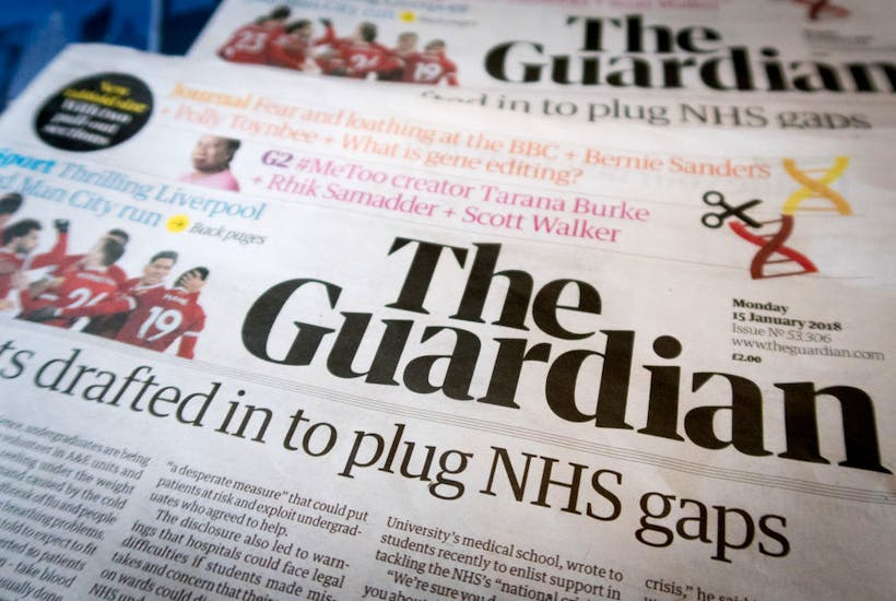 Is the Guardian practising what it preaches on climate change