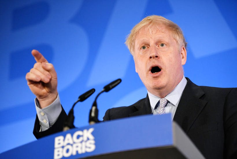 History will wonder how we trusted Boris with Britain | Coffee House