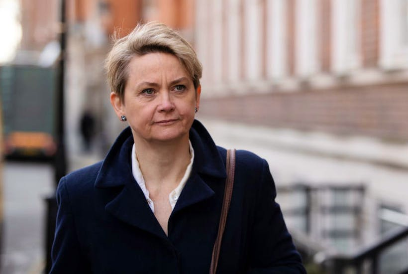 Yvette Cooper deserves to be deselected | Coffee House
