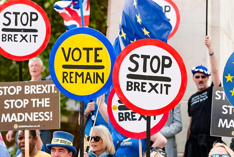 We Remainers aren't going away | Coffee House