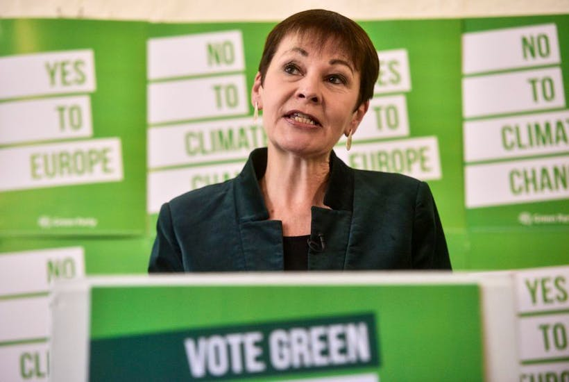 Caroline Lucas and the problem with diversity | Coffee House