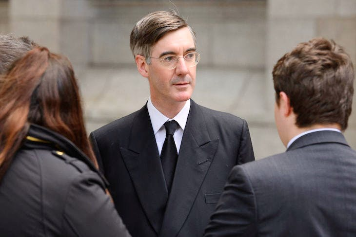The six best moments from Jacob Rees-Mogg's government debut
