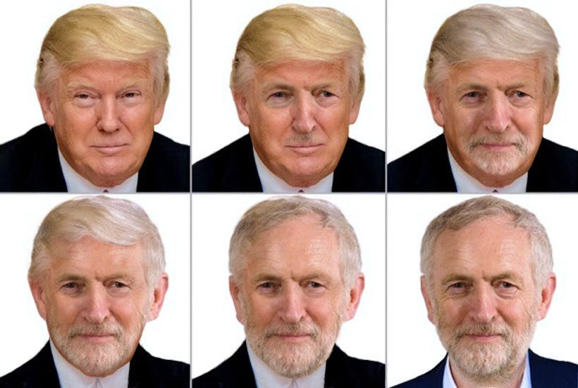 Jeremy Corbyn, not Boris Johnson, is 'Britain's Trump' | Coffee House