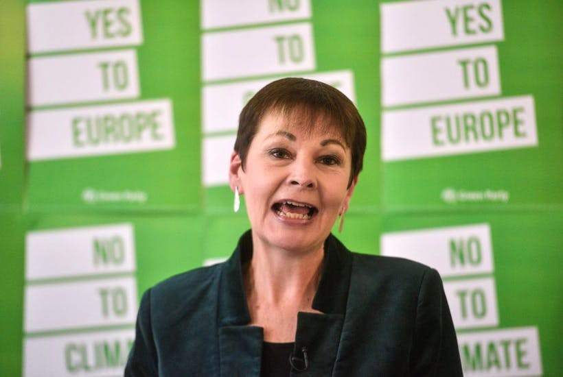The Green party's Brexit hypocrisy | Coffee House