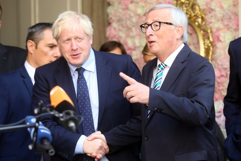 The one thing Jean-Claude Juncker learned from Boris Johnson today | Coffee House