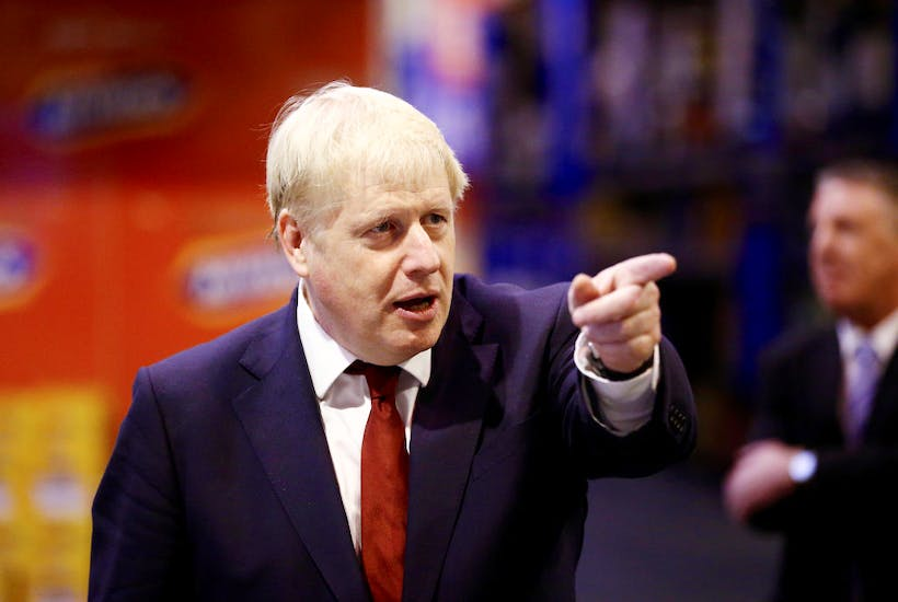 Here's the flaw in the Boris hedge fund conspiracy theory | Coffee House