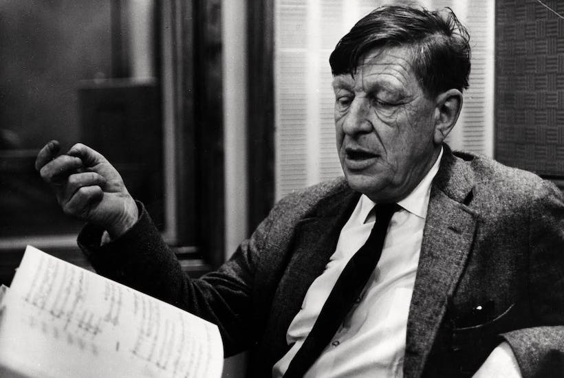Spectator Books: the best and worst of Auden | Coffee House
