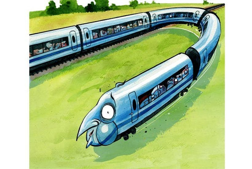 Has Rishi Sunak revealed the government's plan for HS2? | Coffee House