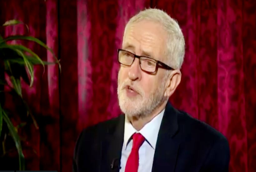Watch: Jeremy Corbyn dodges Brexit question eight times | Coffee House