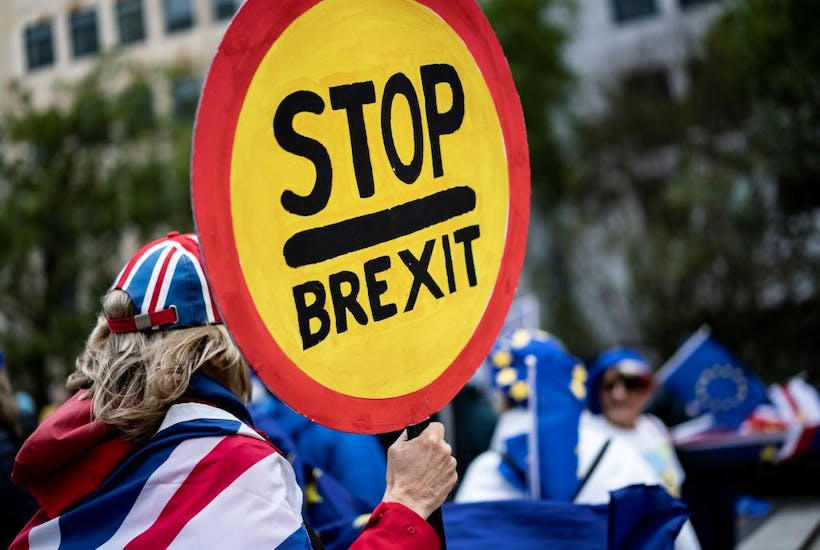 'Remain or Leave?' is no longer the key Brexit question | Coffee House