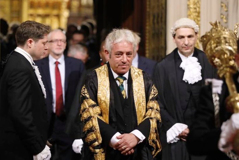 Why everyone benefitted from Bercow's refusal to allow today's meaningful vote | Coffee House