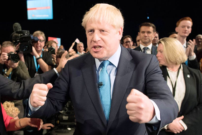 Is Boris the fluker about to stumble his way to a Brexit victory? | Coffee House