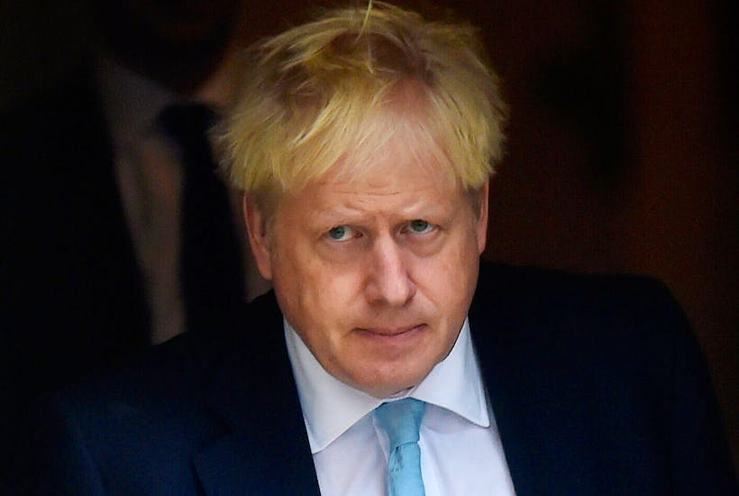 Ignore the spin. Boris surrendered to the Surrender Act | Coffee House