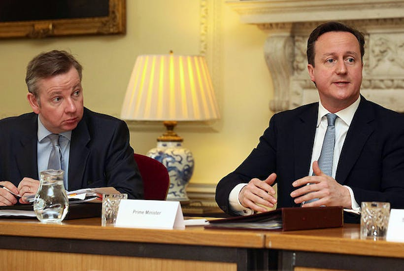 Revealed: David Cameron's 'Gove protocol' | Coffee House