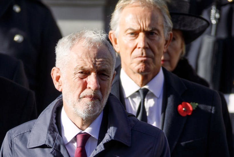 Corbyn's ruthless party leadership shows he is an heir to Blair | Coffee House