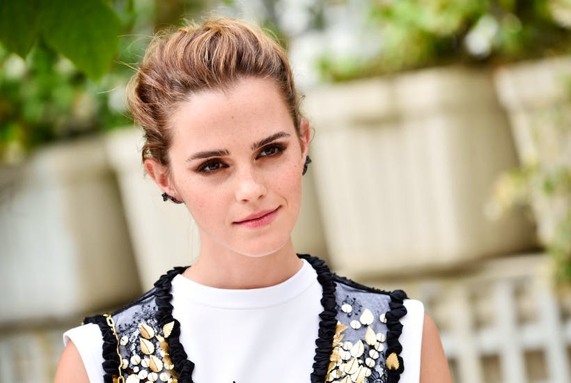 Emma Watson, 'self partnering' and the rise of marriage for