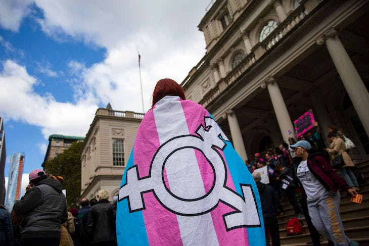 The document that reveals the remarkable tactics of trans lobbyists | Coffee House