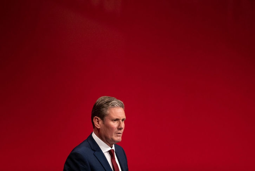 Could Keir Starmer succeed as the next leader of the Labour party? | Coffee House
