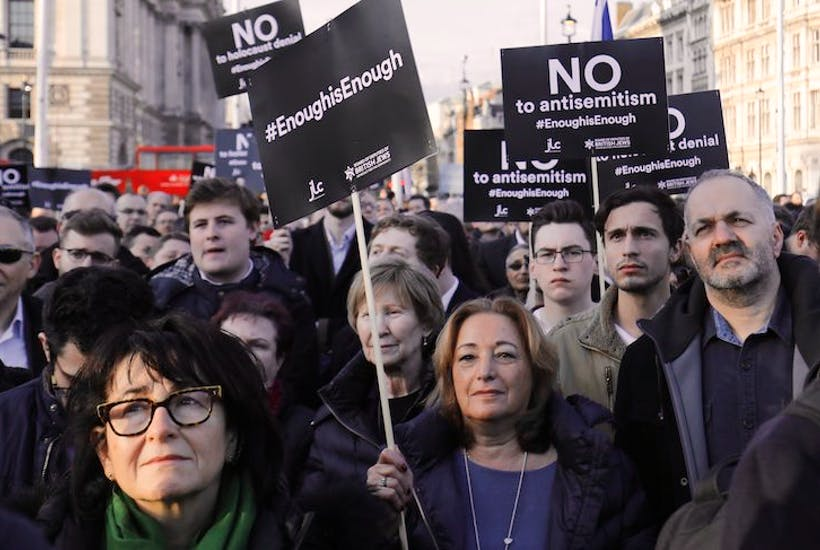 The disturbing truth is that the British far-left is now awash with anti-Semites | Coffee House