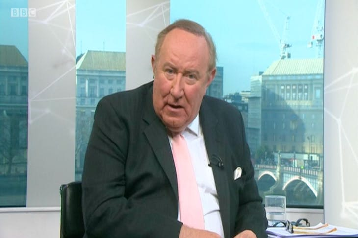 Watch: Andrew Neil eviscerates Boris Johnson over interview no show | Coffee House