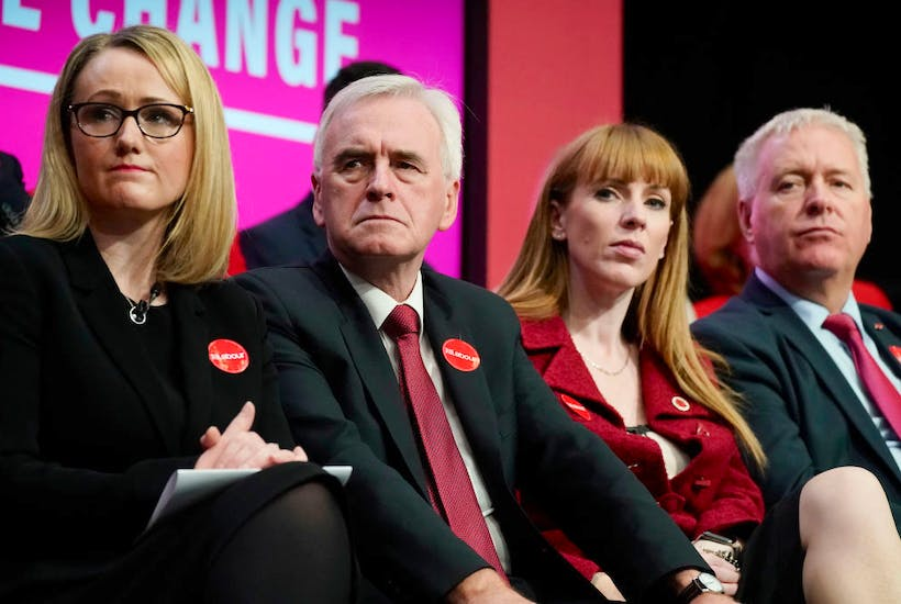Labour's leadership race shows the party has truly lost the plot | Coffee House